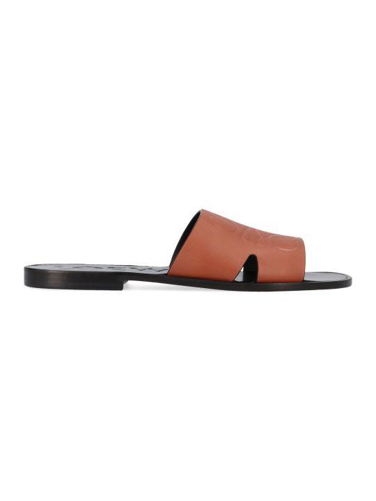 Loewe 'anagram' Shoes