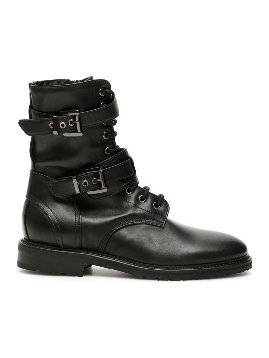 Dawni Double Buckle Boots