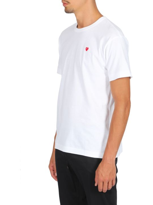 Comme des Garçons Play Comme Des Garcons Play Tshirt Knit