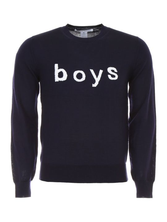 Comme des Garçons Shirt Boy Boys Pullover