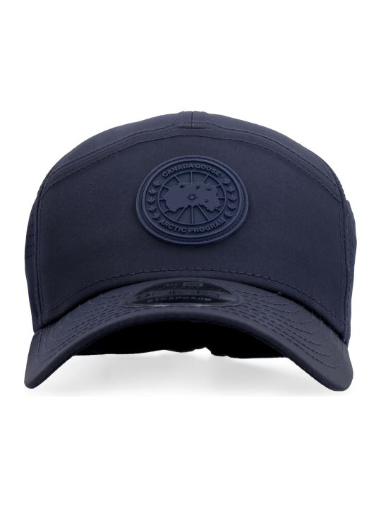 Canada Goose Patch Detail Baseball Cap