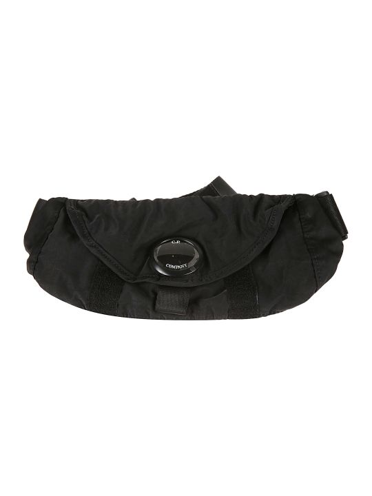 C.P. Company Lens Embellished Belt Bag