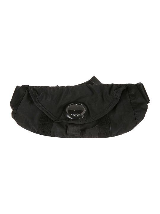 C.P. Company Lens Embellished Belt Bag