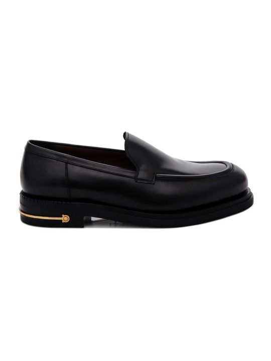 Salvatore Ferragamo Teeth Loafer