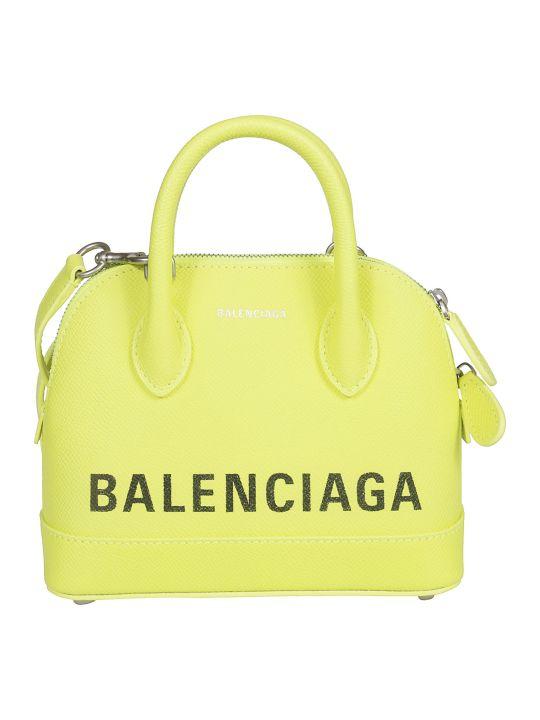 Balenciaga Logo Tote