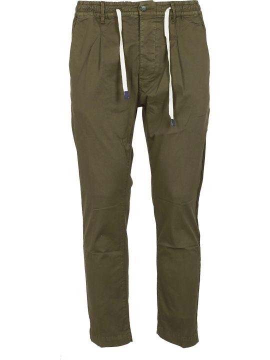 Cruna Drawstring-waist Trousers