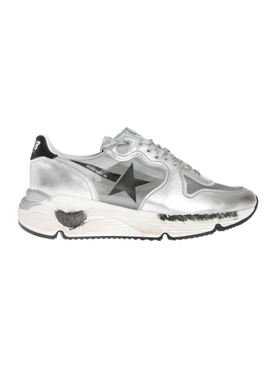 Golden Goose Star Print Sneakers
