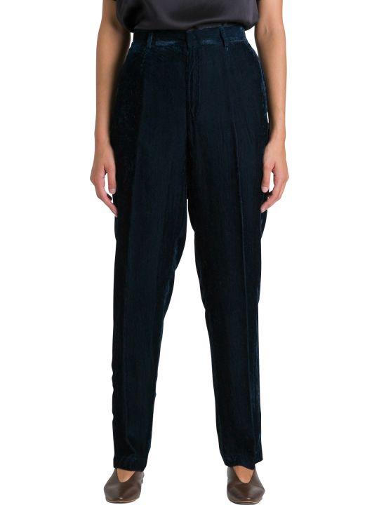 Forte_Forte Fluid Trousers In Needlecord