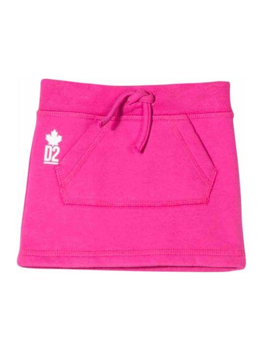 Dsquared2 Cotton Skirt