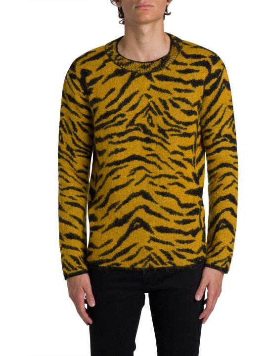 Saint Laurent Tiger Sweater