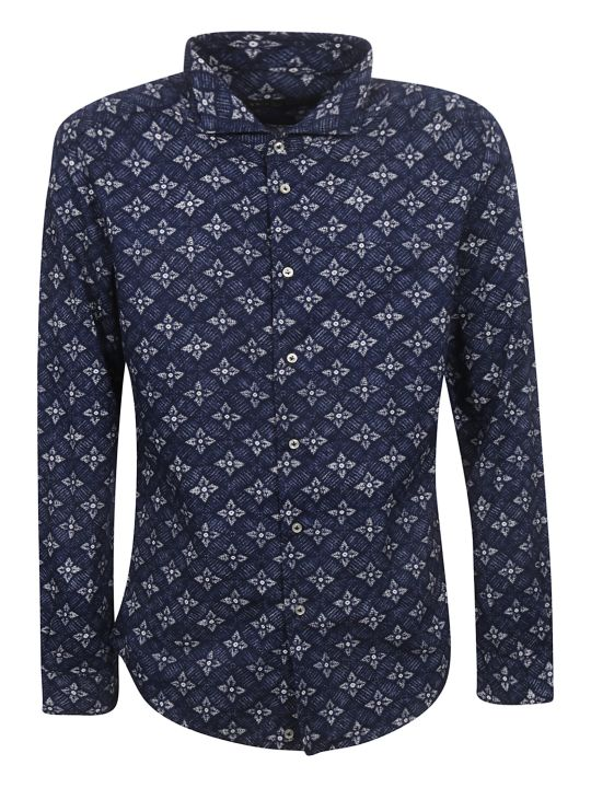 Brian Dales Patterned Shirt