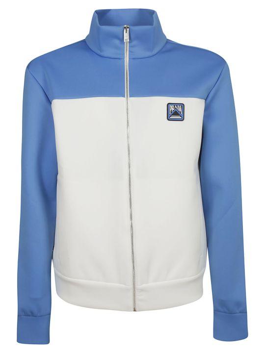 Prada Zip-up Sports Jacket