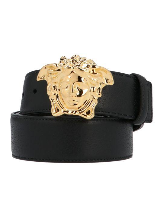 Versace 'medusa' Belt