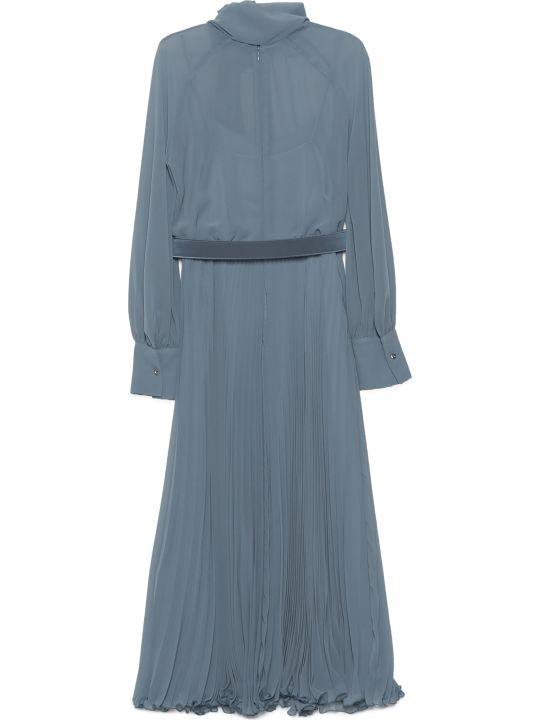 Max Mara 'malizia' Silk Dress