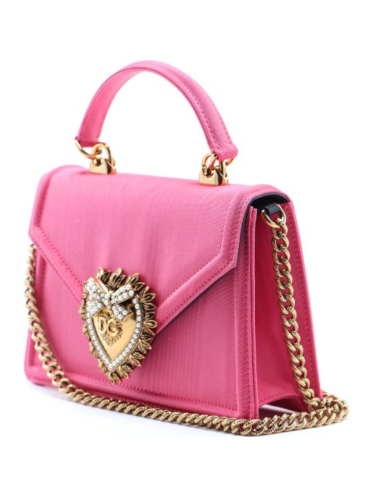 Dolce & Gabbana Sm Devotion Bag