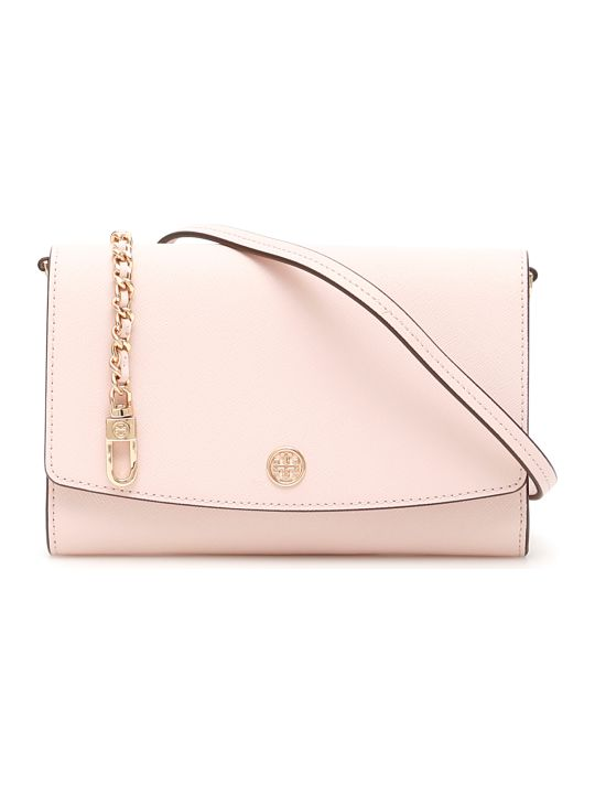 Tory Burch Robinson Chain Clutch