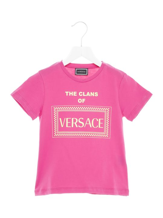 Young Versace 'the Clans Of Versace' T-shirt