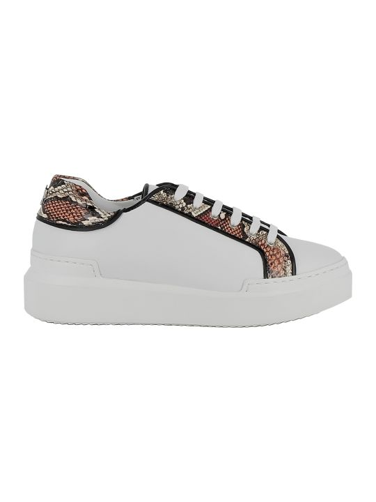 Paula Cademartori Multicolor Leather Sneakers
