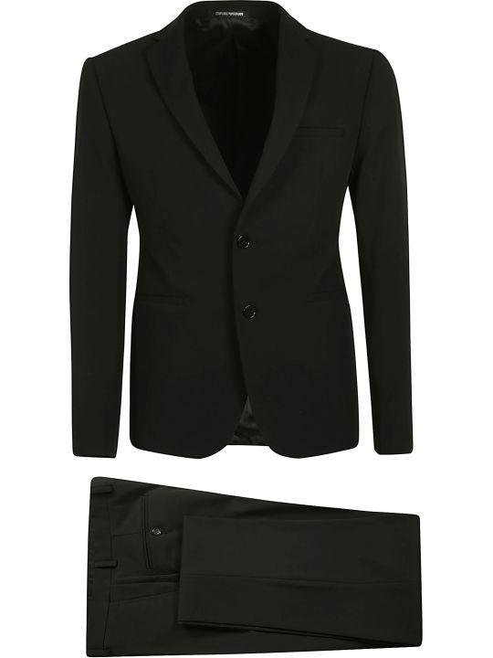 Emporio Armani Two-button Classic Suit
