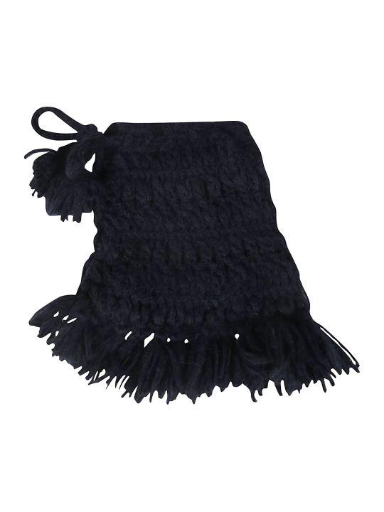 Alanui Handmade Arctice Shades Shoulder Bag