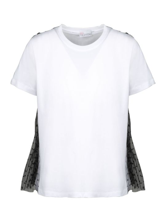RED Valentino Short Sleeve T-Shirt