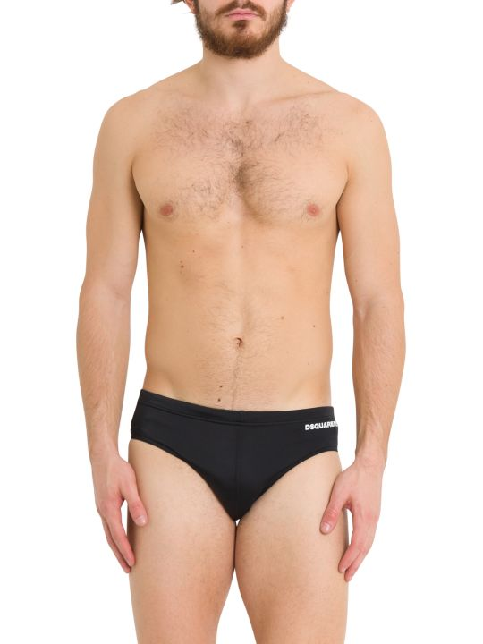 Dsquared2 Icon Swim Slip