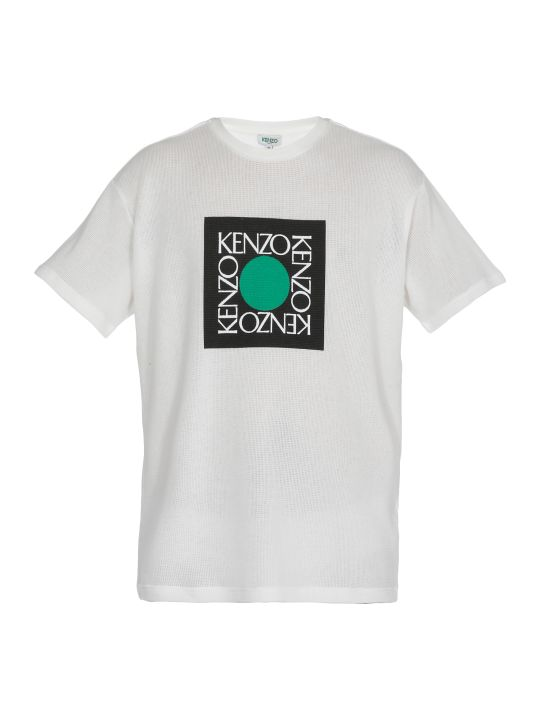Kenzo Cotton Knitted T-shirt