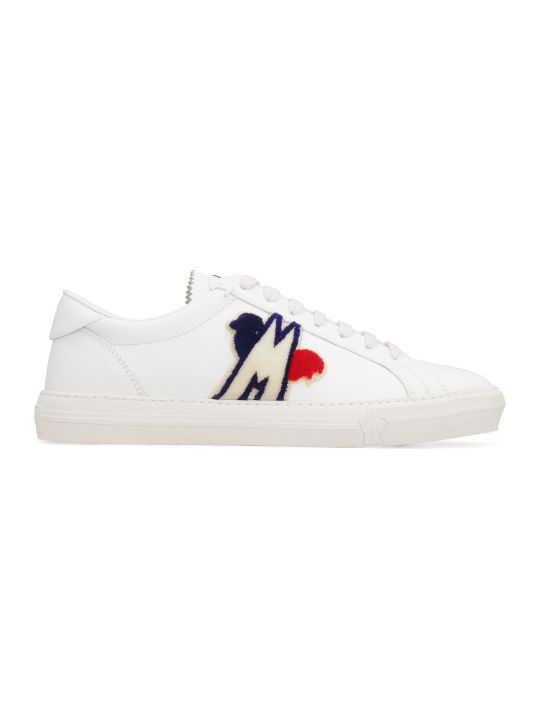 Moncler New Monaco Lace-up Sneakers