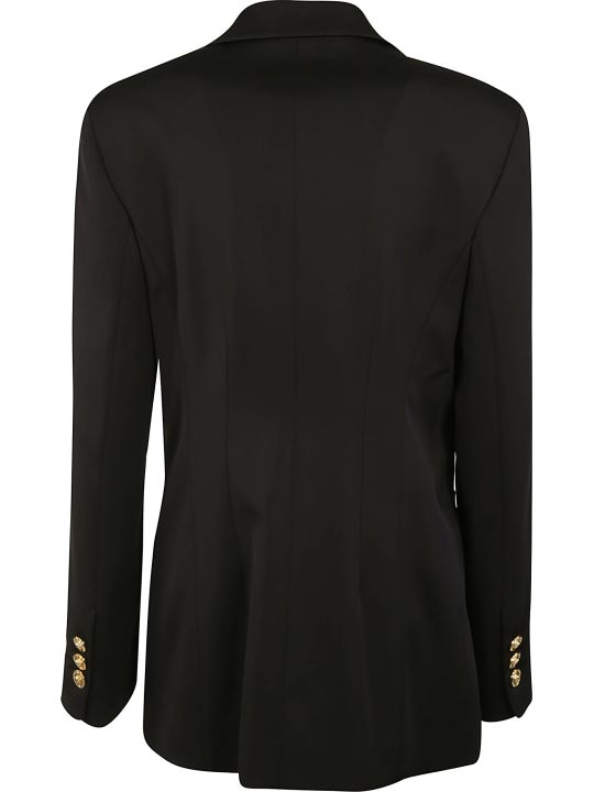 Versace Pin Detail Blazer