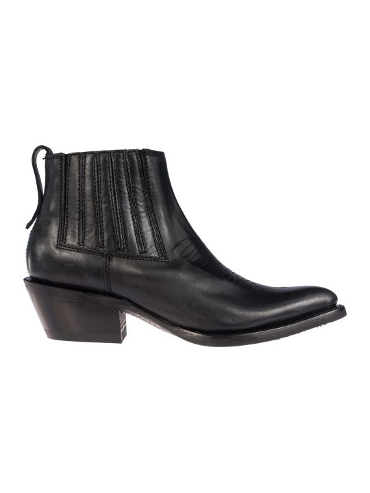 Ash Pepper Boots