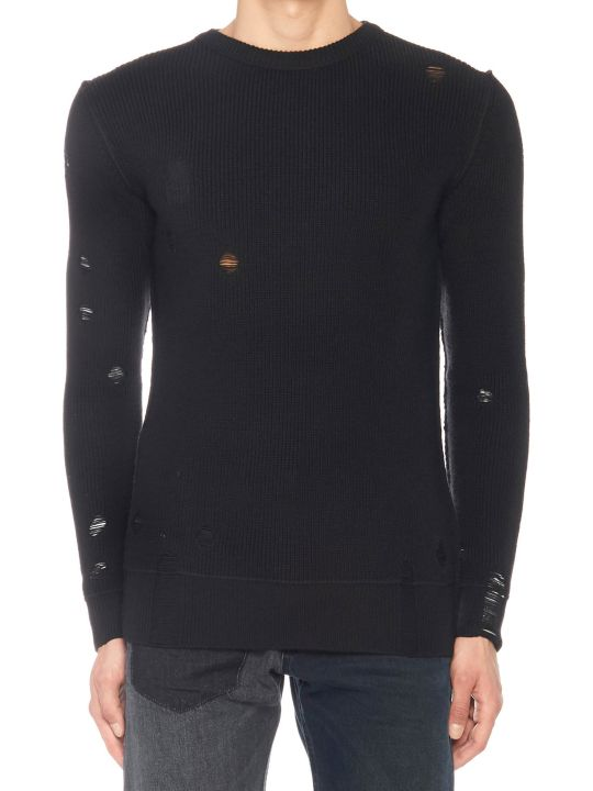 Diesel Black Gold 'kabuco' Sweater
