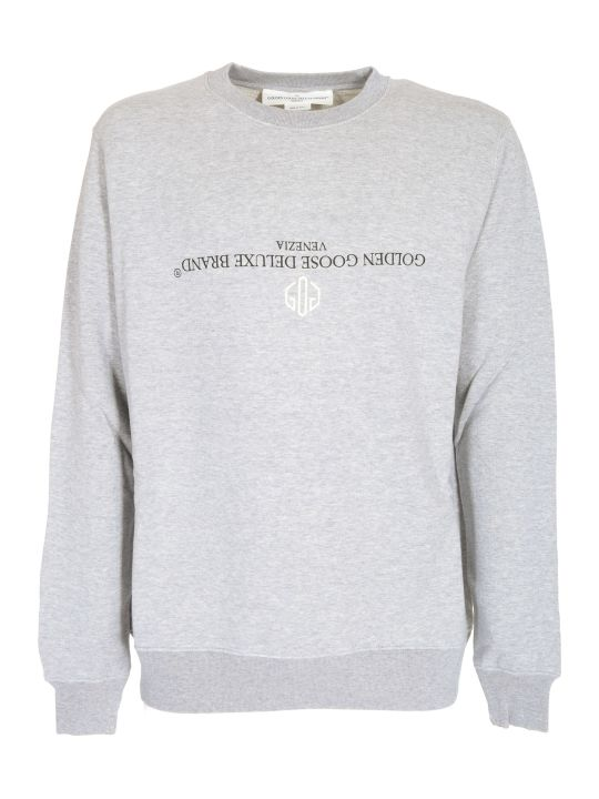 Golden Goose Reversed Logo Sweatshirt