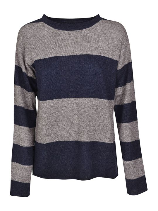 Sofie d'Hoore Meadow Striped Sweater
