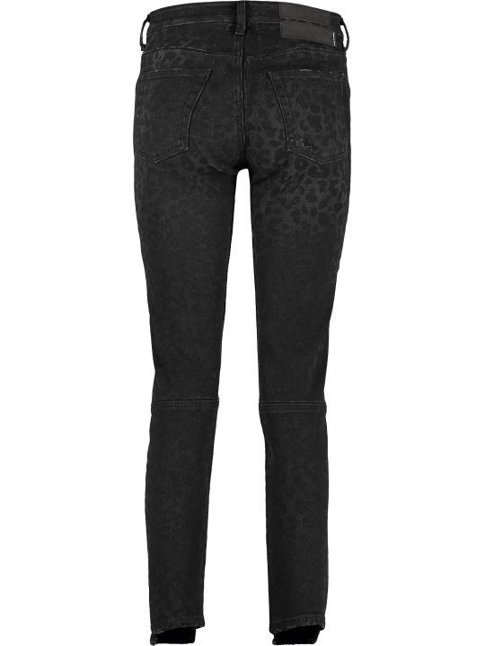 Marcelo Burlon 5-pocket Jeans