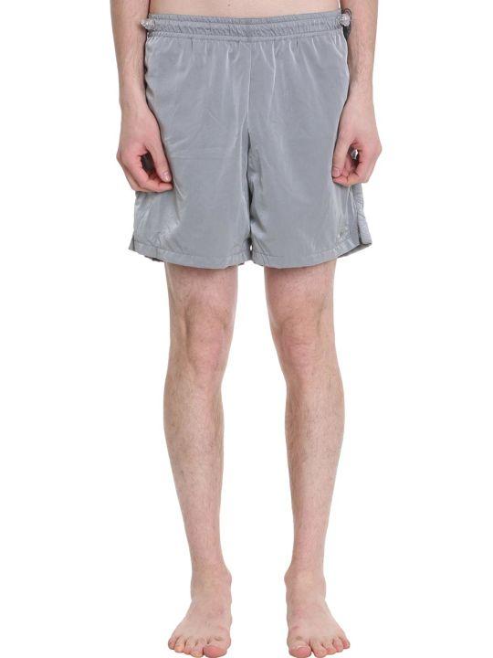 MISBHV Grey Polyester Shorts