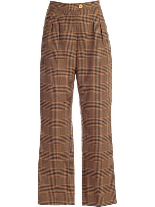 Nanushka Pants Check