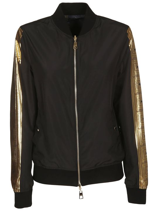 Versace Collection Classic Bomber