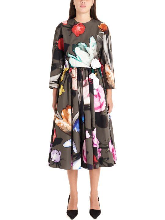 Prada 'beauty Flower' Dress