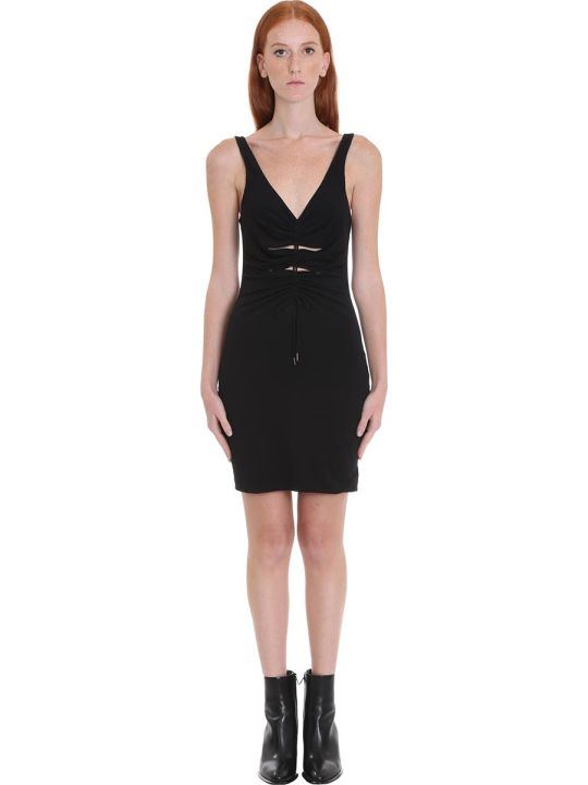 T by Alexander Wang Dress In Black Viscose