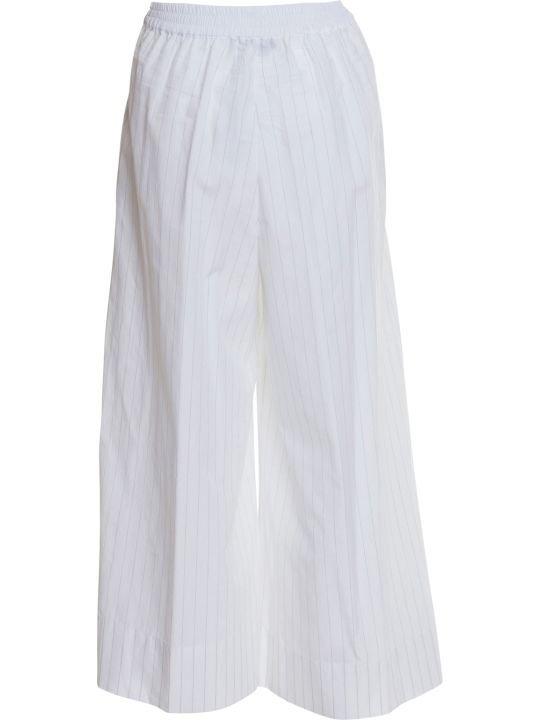 Stefano Mortari Wide Leg Trousers