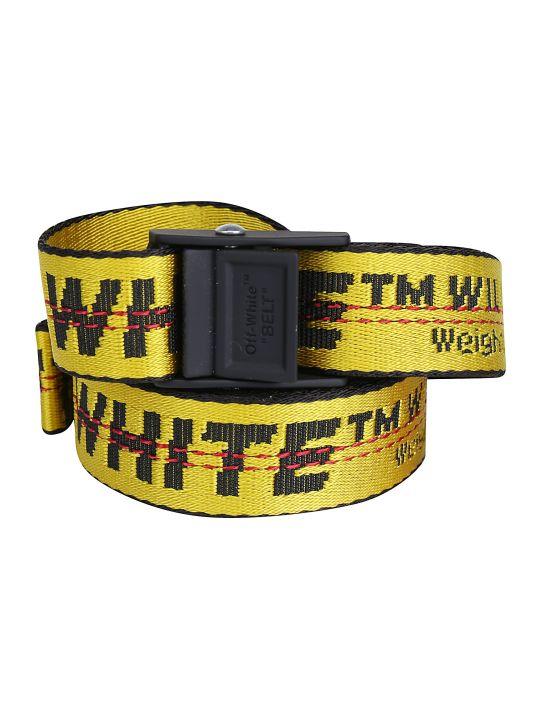 Off-White Mini Classic Industrial Belt