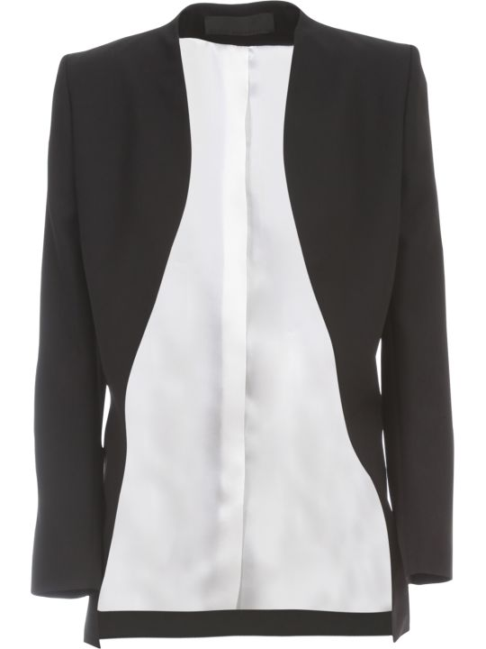 Haider Ackermann Round Shaped Blazer