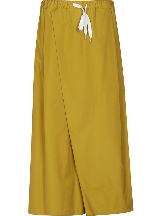 Marni Poplin Cropped Trousers