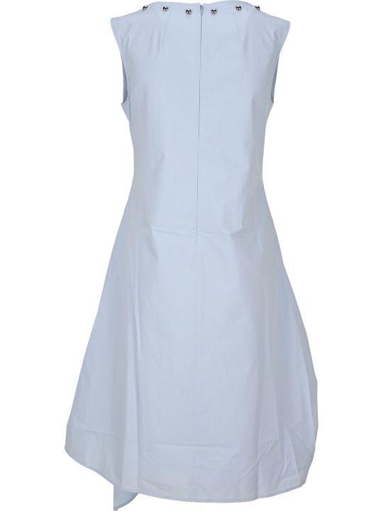 J.W. Anderson Jw Anderson Stud-embellished Tie-waist Dress