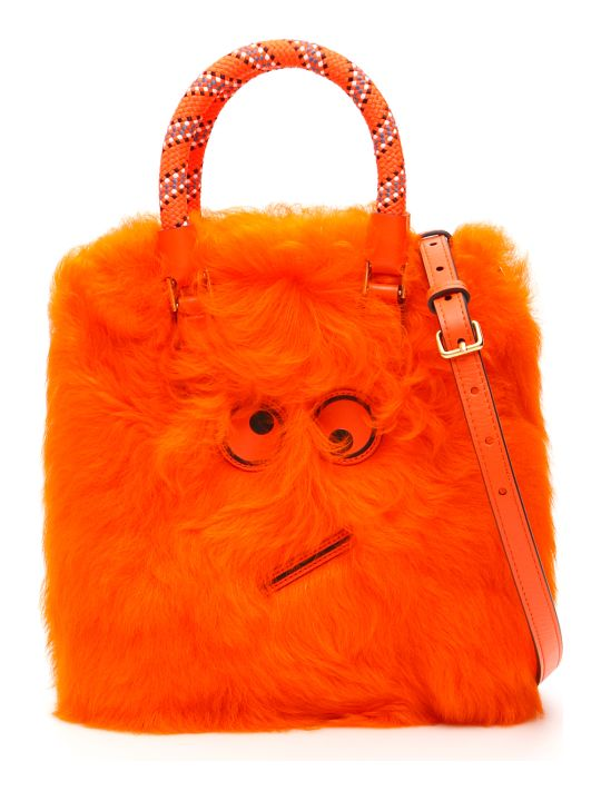 Anya Hindmarch Amused Face Small Bag