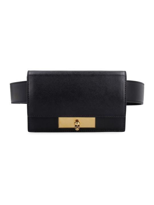 Alexander McQueen Leather Belt Bag