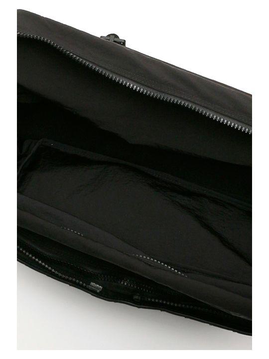 Bottega Veneta Foldable Nylon Shoulder Messenger Bag