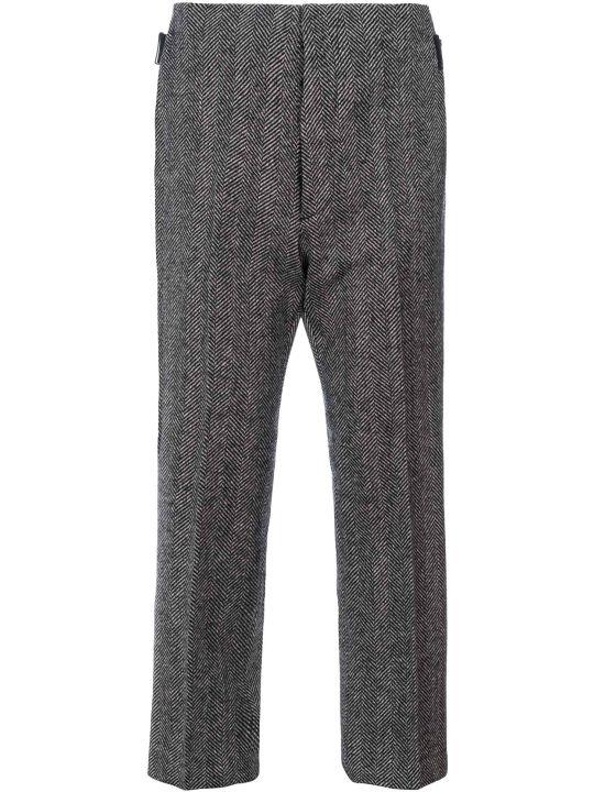 Maison Margiela Martin Margiela Pants With Back Straps