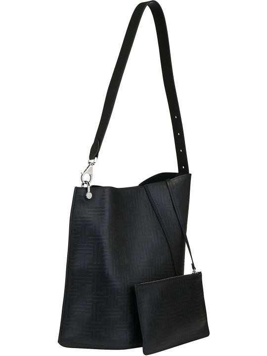 Lanvin Hook Medium Shoulder Bag