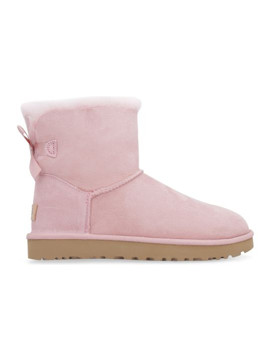 UGG Mini Bailey Bow Ii Ankle Boots